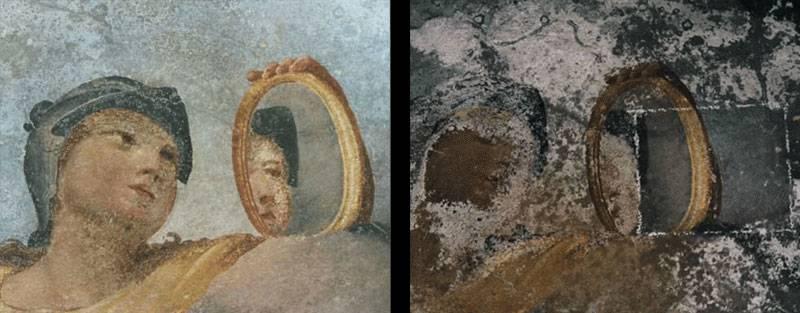Restauro affreschi e tele, restauro dipinti