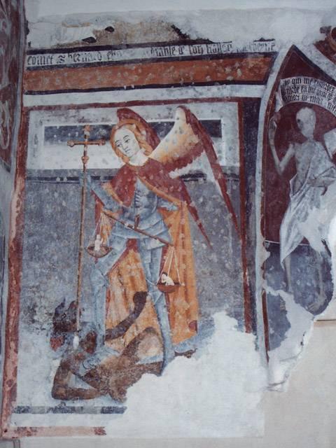 Restauro affreschi e tele, restauro beni culturali Costans