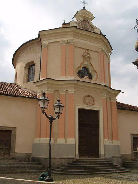 Grandi restauri, restauro beni culturali a Cumiana (TO) – Chiesa SS. Rocco e Sebastiano