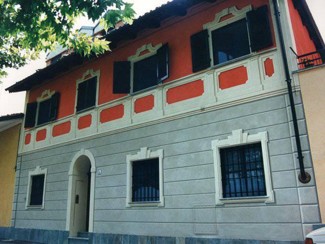 Grandi restauri – esterno a Cherasco