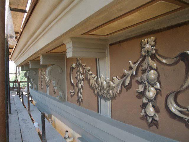 Grandi restauri, restauro beni culturali, pareti artistiche a Chieri (TO)