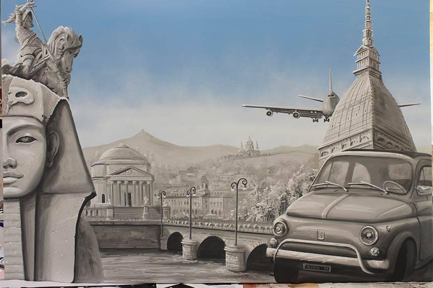 Pannelli e quadretti da parete a Torino