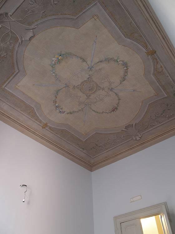 Pareti artistiche soffitti pitturati