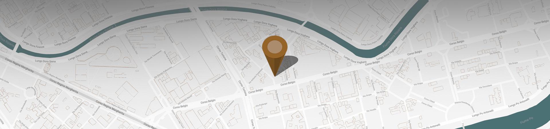 mimesi-contatti-maps